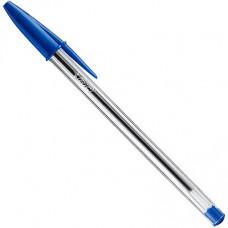 Caneta Esferográfica 1.0mm Cristal Azul Bic